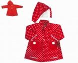 Dětská nepromokavá bunda pláštěnka Playshoes PUNTÍK velikost 86 - 140