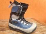 Dětské boty na Snowboard PROJECT vel. 35 použité