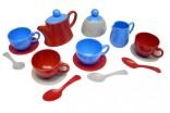Dětské nádobíčko HTI - Kávový - čajový servis NOVINKA