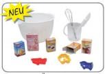 Dětské potraviny - sada na pečení a na vaření NOVINKA