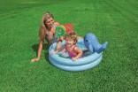 Dětský bazén pro nejmenší DELFÍN
