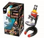 Dětský mikroskop 100 / 250 / 500 na baterie NOVINKA