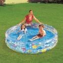 Dětský velký bazén na zahradu 183 cm