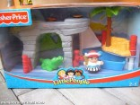 Fisher Price Little People Pirát nové