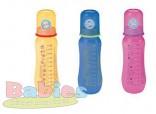 Kojenecká láhev pro děti - barevná  nové