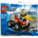 Lego 30010 Hasič