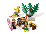 LEGO 850449 Set minifigurek Surfaři na Havaji Nové zboží