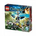 LEGO CHIMA 70011 Orlí hrad nové zboží
