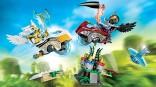 LEGO Chima 70114 Boj v oblacích