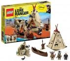 LEGO Lone Ranger 79107 Tábor Komančů NOVINKA
