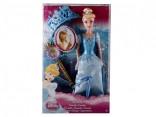 Mattel  princezna Barbie Popelka s korunkou