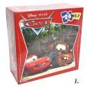 Mattel Puzzle Cars 24 ks