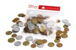 Dětské peníze mince Euro Nové zboží