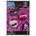 Monster High gumové puzzle školní potřeby II