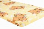 Pěnová  matrace 120 x 60 x 6 cm do dětské postýlky NOVINKA