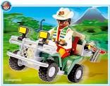 Průzkumná čtyřkolka 4176 Playmobil