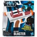Star Wars - pistole na šipky