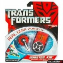 transformer Booster x10 real gear robots
