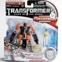 Transformers Major Tungsten - Thunderhead 3v1