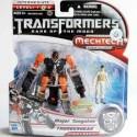 Transformers Major Tungsten - Thunderhead 3v1
