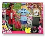 Velká sada oblečků pro Barbie