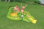 Zahradní bazén - hrací centrum pro děti KROKODÝL NOVINKA